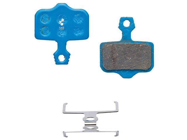 Cube 10001 Bremsebelægninger Avid Elixir, organisk blå